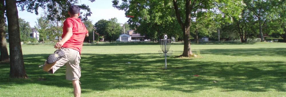 Æ Disc Golf Klub 6100